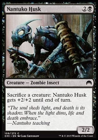 Nantuko Husk, Magic Origins