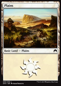 Plains, Magic Origins