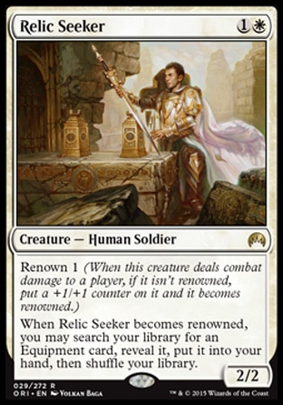 Relic Seeker, Magic Origins