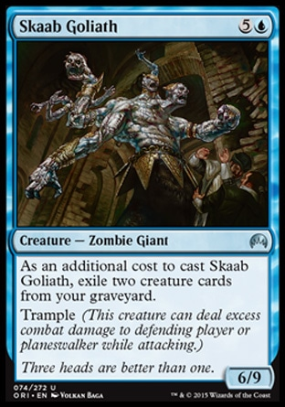 Skaab Goliath, Magic Origins