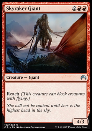 Skyraker Giant, Magic Origins
