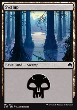 Swamp, Magic Origins