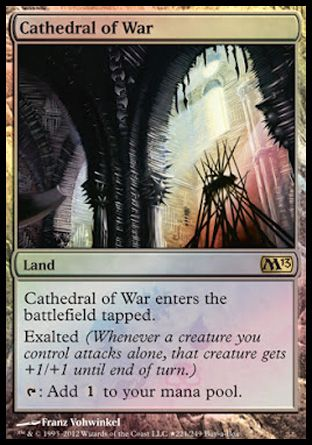Cathedral of War, Media Inserts