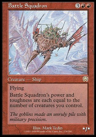Battle Squadron, Mercadian Masques