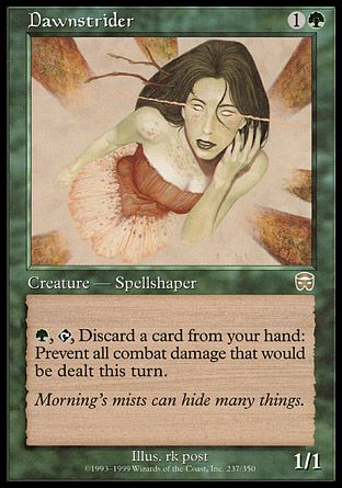 Dawnstrider, Mercadian Masques