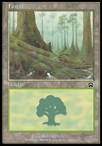 Forest, Mercadian Masques