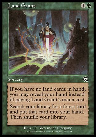 Land Grant, Mercadian Masques