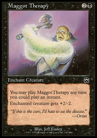 Maggot Therapy, Mercadian Masques