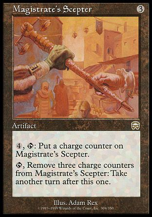 Magistrate's Scepter, Mercadian Masques