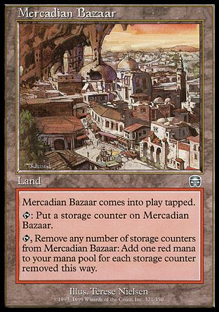 Mercadian Bazaar, Mercadian Masques