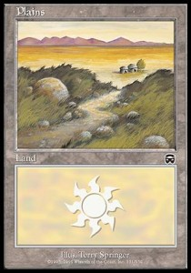 Plains, Mercadian Masques