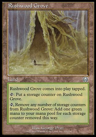 Rushwood Grove, Mercadian Masques