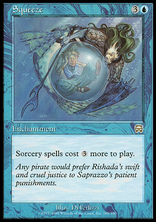Squeeze, Mercadian Masques