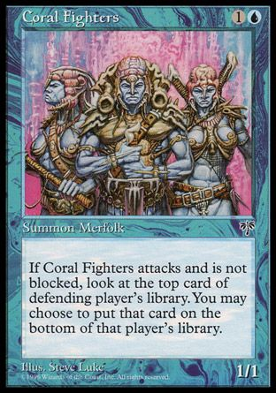 Coral Fighters, Mirage