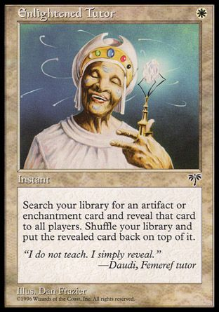 Enlightened Tutor, Mirage
