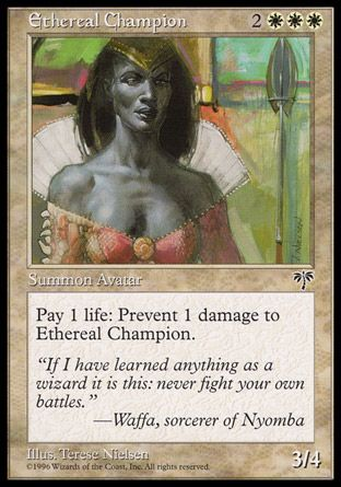 Ethereal Champion, Mirage