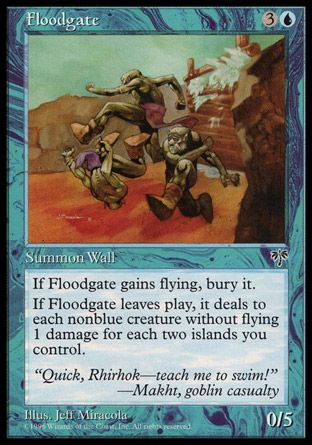 Floodgate, Mirage