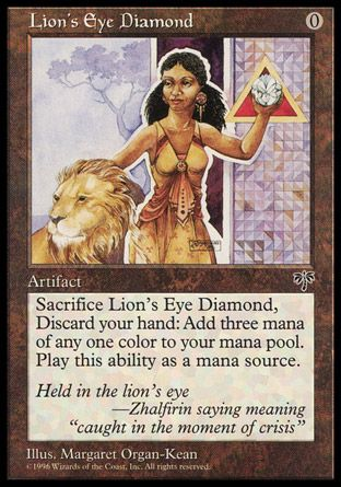 Lion's Eye Diamond, Mirage