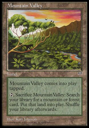 Mountain Valley, Mirage
