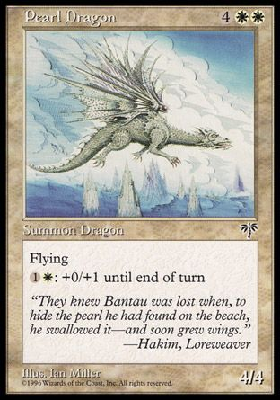 Pearl Dragon, Mirage