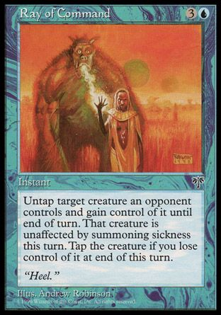 Ray of Command, Mirage