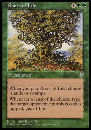 Roots of Life, Mirage