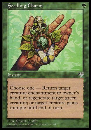 Seedling Charm, Mirage