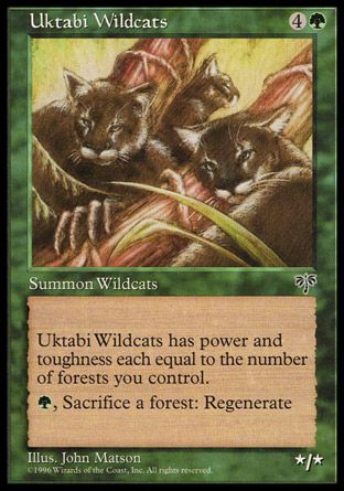 Uktabi Wildcats, Mirage