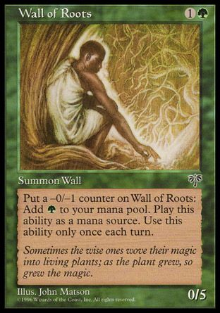 Wall of Roots, Mirage