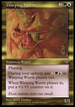 Warping Wurm, Mirage