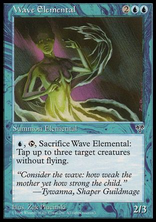 Wave Elemental, Mirage