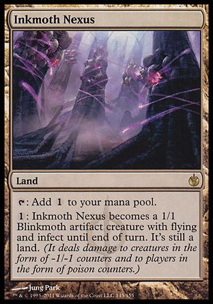 Inkmoth Nexus, Mirrodin Besieged