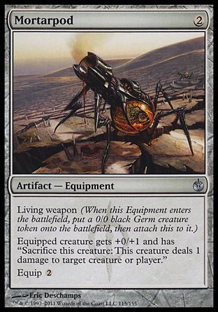 Mortarpod, Mirrodin Besieged