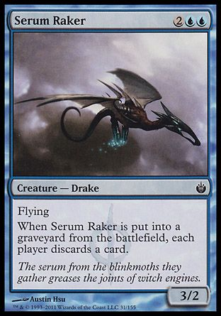 Serum Raker, Mirrodin Besieged