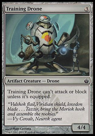 Training Drone, Mirrodin Besieged