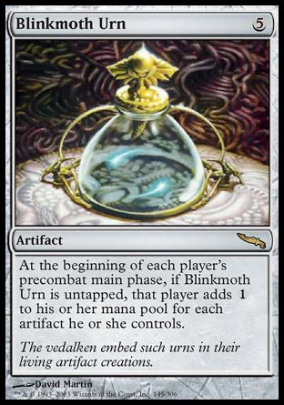Blinkmoth Urn, Mirrodin