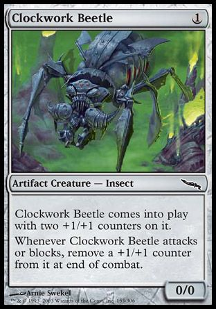 Clockwork Beetle, Mirrodin