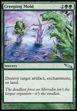 Creeping Mold, Mirrodin