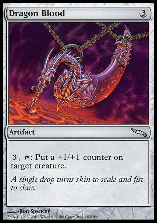 Dragon Blood, Mirrodin