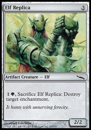 Elf Replica, Mirrodin