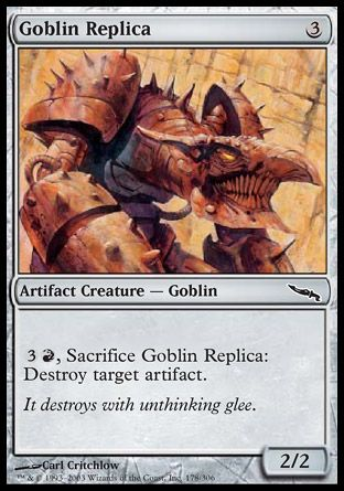 Goblin Replica, Mirrodin