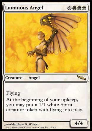 Luminous Angel, Mirrodin