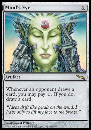 Mind's Eye, Mirrodin