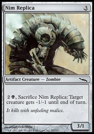 Nim Replica, Mirrodin