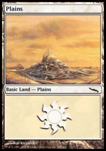 Plains, Mirrodin