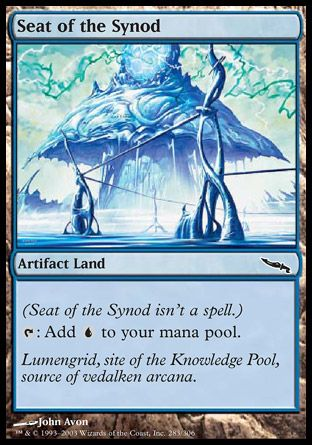 Seat of the Synod, Mirrodin