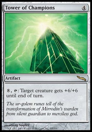 Tower of Champions, Mirrodin
