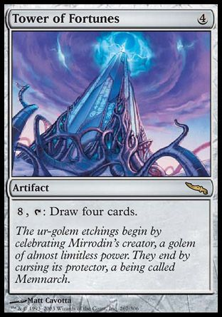 Tower of Fortunes, Mirrodin