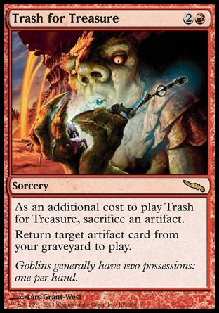 Trash for Treasure, Mirrodin