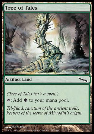 Tree of Tales, Mirrodin
